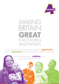 Making Britain Great for Children and Families