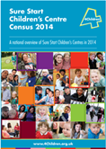 Sure Start Children Centres Census 2014 main photo