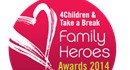 Parents who started first aid charity in baby daughter's memory crowned UK Family Heroes 2014 main photo